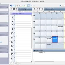 Samsung Galaxy S5 MyPhoneExplorer Kalender