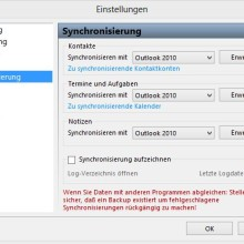 Samsung Galaxy S5 myPhoneExplorer Outlook sync