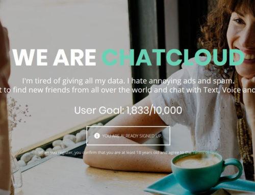 NEUE Chat-Plattform gestartet: Chatcloud