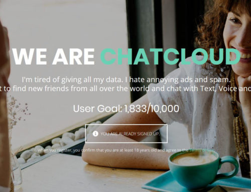 NEUE Chat-Plattform gestartet: Chatcloud.net